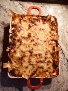 Cote Hill BLue Lasagne