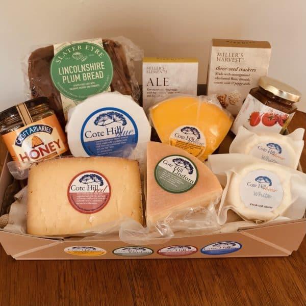 Cote Hill Cheese Hamper