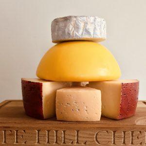 Cote Hill Cheese Celebration Wedding Cake