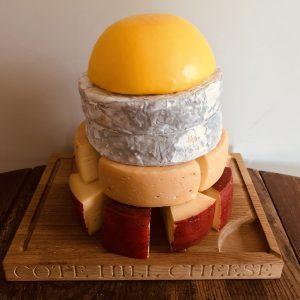 Cote Hill Cheese Celebration Wedding Cake 50+